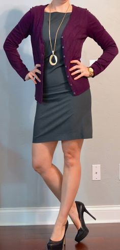 Outfit Posts: (outfits 21-25) one suitcase: business casual capsule wardrobe