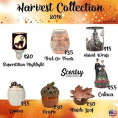 #harvest #fall #scentsy  www.ashleyk.scentsy.us