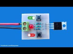Simple Electronics, Electronics Components, Electronics Projects, Hack Internet, Ac Circuit, Electronic Schematics, Digital Clocks, Metal Detector, Elementary Science
