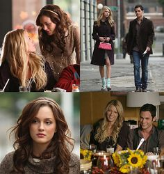 "Gossip Girl Fashion Quiz: Episode 9 ""Blair Waldorf Must Pie"" 