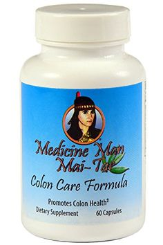 Medicine Man Mai-Tar Best Colon Cleanse Detox and Colon Care Formula , All Natural,Gluten free,Gentle Detox Formula, Maintains Regularity and Prevents Constipation >>> Click image to review more details.  This link participates in Amazon Service LLC Associates Program, a program designed to let participant earn advertising fees by advertising and linking to Amazon.com.