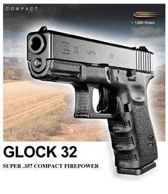 Gun Review: Glock 32 .357 Sig, Glock 32 .357 Sig
