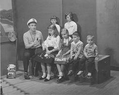 Steamboat Bill (George Lewis, aka Mr. Cartoon, aka Captain Chesapeake).  1960's children's show host in West Virginia and Maryland.