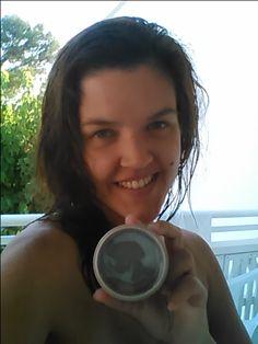 A hajamat nyaraláskor is védem, ápolom így mindig fényes és a vége is egészséges!