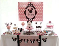 Dreaming Minnie Mouse   CatchMyParty.com