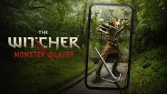 """On July 21st, when location-based augmented reality game land on iOS and Android devices, players can start playing Witcher: Monster Slayer, and they can now pre-register on Google Play. Long before Geralt of Livia became famous as the White Wolf, """"Witcher: Monster Slayer"""" takes players through the dark fantasy world of popular IP. The free [...] Pokemon Go, Witcher Monsters, Android, Saga, Dark Fantasy, Fantasy World, Augmented Reality, The Witcher Game, Best Rpg"""