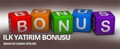 """İlk Yatırım Bonusu Veren Bahis Siteleri   Bahis siteleri arasındaki rekabet her geçen gün daha da büyümektedir. Kullanıcıların ilgisini çekmek amacıyla yapılan """" Yatırımsız Bonus """" kampanyasından sonra en çok ilgi çeken kampanya """" İlk Yatırım Bonusu """"dur. Rekabetin artmasıyla oluşturulan çeşitli kampanyalar en çok kullanıcıların yararınadır. Bu nedenle en iyi bonus ve kampanyalara sahip olan bahis şirketleri en çok ilgiyi gören siteler olmaktadır.    YAZININ DEVAMI"""