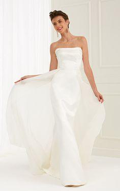abito da sposa Claraluna 2015, linea La vie en rose - Saba - Matrimonio.it