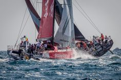 In-Port Race Alicante | Volvo Ocean Race 2014-2015