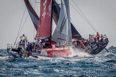 In-Port Race Alicante | Volvo Ocean Race 2014-2015