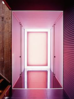 Pink Neon Entry