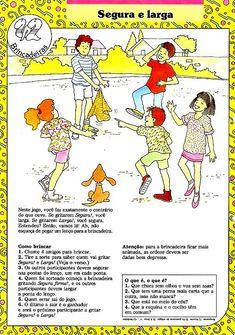Tia Ariel: Brincadeiras infantis Party Games Group, English Class, School Holidays, Activities, Ariel, Education, Children, Buffet, School Pranks