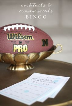 ... Parties on Pinterest | Football parties, Super bowl party and Football