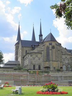 Bamberg. Saint Michael 's Abbey (Michelsberg Abbey). Former Benedictine monastery.