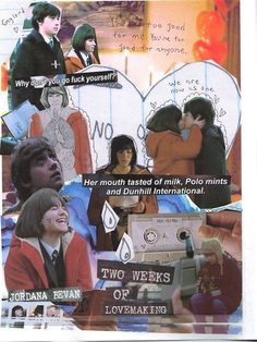 I love this movie : Submarine ! Submarine 2010, Submarine Movie, Submarine Quotes, Movie Collage, Bridge To Terabithia, Film Images, Film Studies, Alternative Movie Posters, Film Books