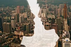 City silhouettes by Jasper James #clever