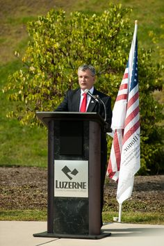 Remarks by LCCC President Thomas P. Leary
