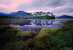 Derryclare Lough, Connemara, County Galway, Ireland by Stephen Dickey on 500px