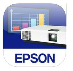 Epson iProjection app logo