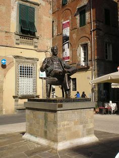 Lucca: Puccini háza Open every day 10:00 am – 7:00 pm 7 EUR