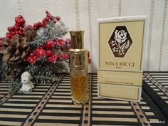 Capricci Nina Ricci 7ml. Perfume Vintage by MyScent on Etsy