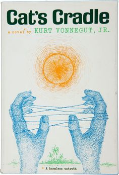 Cats Cradle (1963) First edition hardback cover