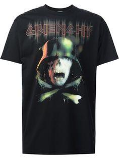ee3922573a6 Givenchy - Black - Logo Print T-shirt - Men - Cotton - M for Men - Lyst