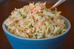 Salade Coleslaw au thermomix
