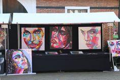 Start #kunstmarkt 3-daagse #Ootmarsum - 12:00 - 17:00 uur - #Twente @kunstintwente