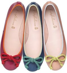 Pretty Ballerina shoes multicolor Pretty Ballerina Shoes, Ballerina Pumps, Pretty Ballerinas, Oxfords, Shoes Sneakers, Shoes Heels, Dream Shoes, Beautiful Shoes, Chanel Ballet Flats