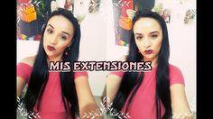 Extensiones de cabello IRRESISTIBLE ME//sara dice