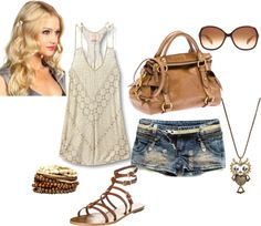 """""""Summer day"""" by shopahaulica on Polyvore"""