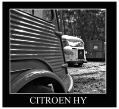 HY Citroen H Van, Vintage Cars