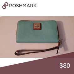 6e7699d9 Dooney & Bourke LG Zip Around Phone Wristlet Brand: Dooney & Bourke  Style