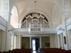 Linz, Martin Luther-Kirche (AB) – Organ index, die freie Orgeldatenbank