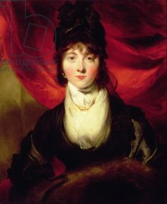 Felicity Trotter-Sir Thomas Lawrence Early 19th century