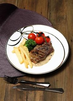 Steak Daging Saus Kurma Femina