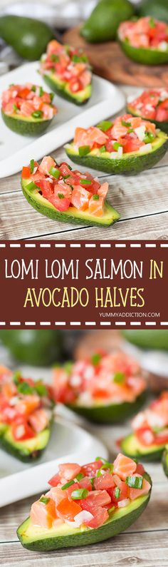 Lomi Lomi Salmon is a famous Hawaiian dish served alongside roasted meats or…