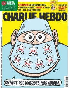 Charlie Hebdo, Comics, Red, Cover Pages, Humor, Cartoons, Comic, Comics And Cartoons, Comic Books