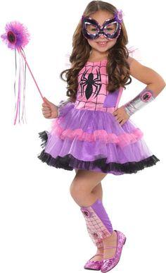 Girls Tutu Spidergirl Costume - Party City  sc 1 st  Pinterest & Spider-Girl T-Shirt for Children | Spider Girl Party | Pinterest ...