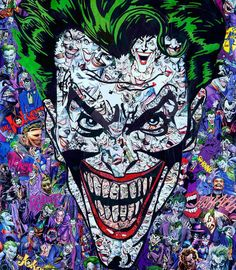 The Joker Through The Years