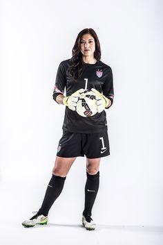 Hope Solo. (U.S. Soccer)