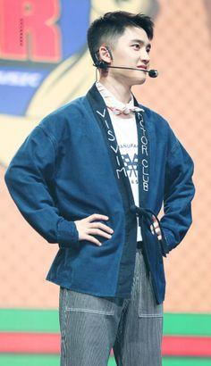 D.O - 170906 HotTracks + KTown4U mini fanmeeting  Credit: 만정도화.