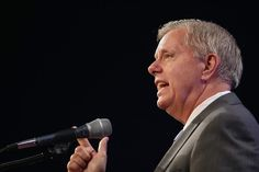 South Carolina Senator Lindsey Graham, (R), says that Americans will die in the Middle East while promising to announce his candidacy for President on June 1, 2015.