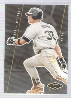 2007 Just Minors Justifiable JF-49 Matt Wieters (Baseball Cards) (BAL - C) by Just Minors Justifiable. $2.64. 2007 Just Minors Justifiable JF-49 Matt Wieters (Baseball Cards) (BAL - C)