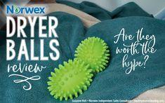 Norwex Dryer Balls