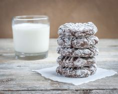 A deliciously easy recipe forGluten Free Brownie Cookies, you'll love them! Gluten free brownie cookies