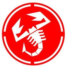 Abarth Red Logo