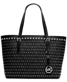 Michael Michael Kors Jet Set Travel Small Stud Tote