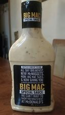 The actual 100000 dollar listing for Big Mac Sauce #McDonalds #food #fastfood #delicious #eating #happymeal